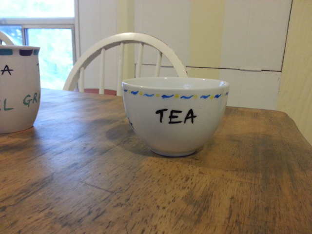 Clare's Tea cup