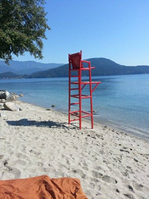 deep cove Life Guard