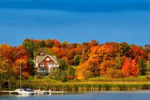 Knowlton, Eastern Townships, Lac Memphremagog, Quebec
