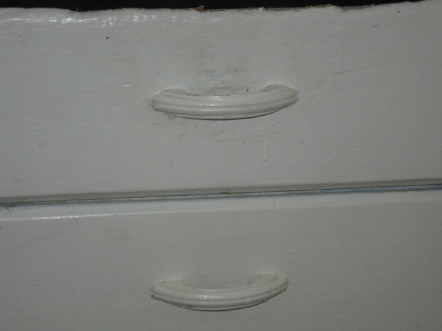 Kitchen hardware - old