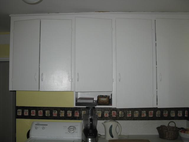 Ugly kitchen border - 4611 Smith St.