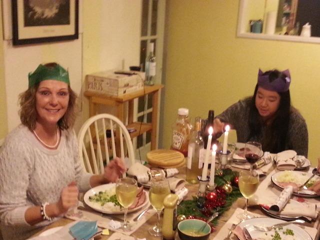 Xmas 2013 - Jane & Namee
