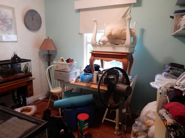 junk room