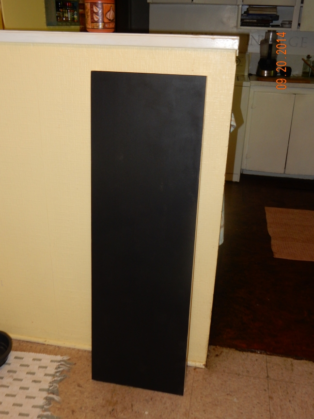 New Chalk Board
