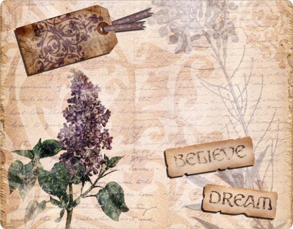 believe dream
