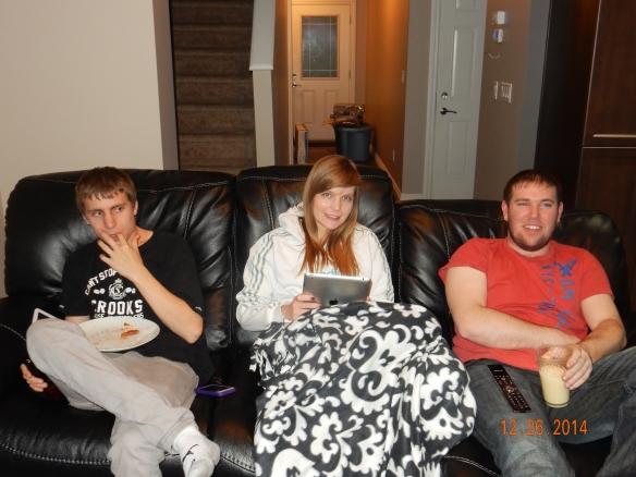 Alex, Clare & Mat